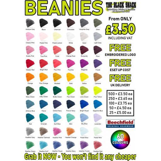 Beanie Hat Bulk Buy