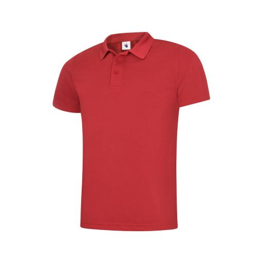 UNEEK UC127 Super Cool Workwear Polo Shirt with FREE Logo