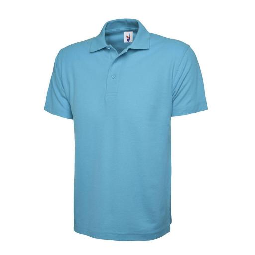 UNEEK UC101 Classic Polo Shirt with FREE Logo