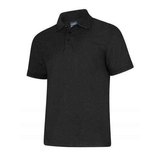 UNEEK UC108 Deluxe Polo Shirt with FREE Logo