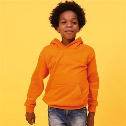 TMC Childrens JH001J Hooded Sweatshirt