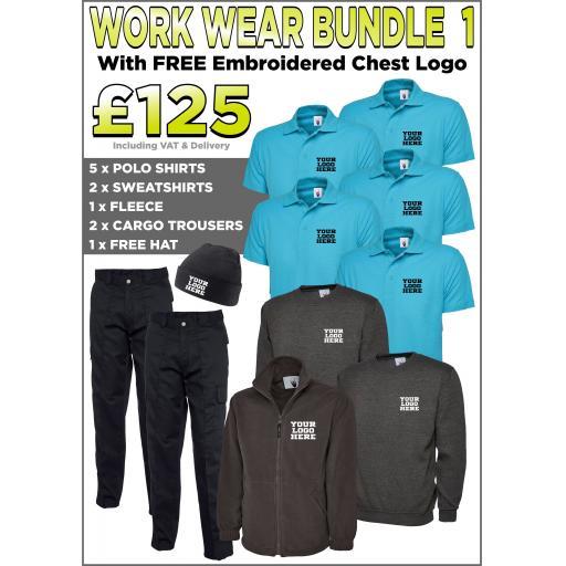 Work Wear Bundle - PACK 1