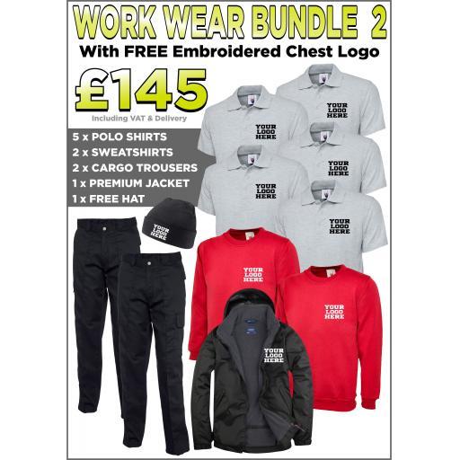 Work Wear Bundle - PACK 2