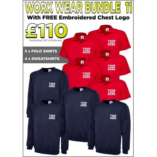 Work Wear Bundle - PACK 11