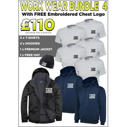 Work Wear Bundle - PACK 4