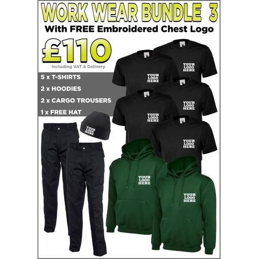 Work Wear Bundle - PACK 3