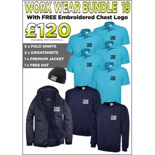 Work Wear Bundle - PACK 19