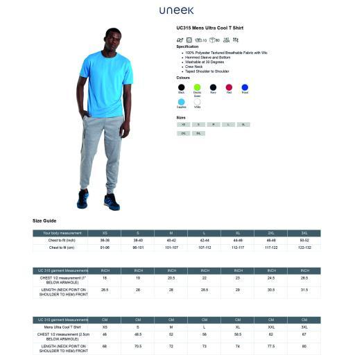 Uneek - UC315 - Mens Ultra Cool T Shirt.jpg